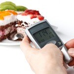 Speisen und Diabetes