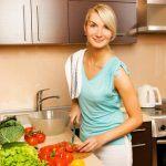 Vegetarische Ernährung  um Gewicht gesund zu verlieren