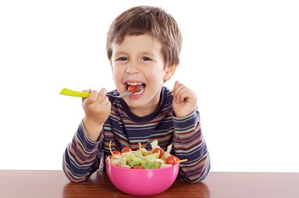 Ernährung für Gastritis bei Kindern