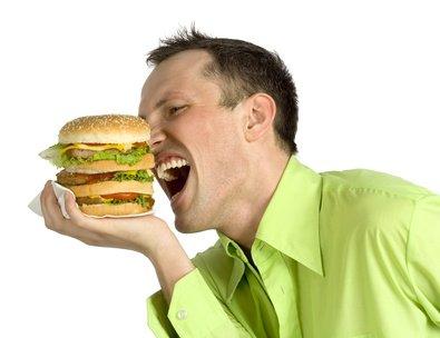 Zu schnell essen: Gesundheitliche Folgen