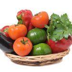 Eigenschaften von Petersilie und Paprika