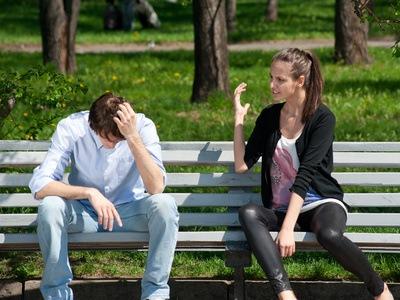 Warum kann ich meinen Ex-Partner nicht vergessen?
