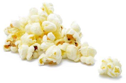 Popcorn: Faser gegen Verstopfung
