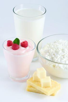 Pasteurisierung, Milchprodukte und Probiotika