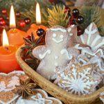 Weihnachten,  Kalorien und mehr