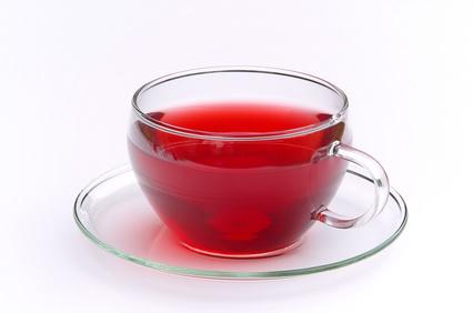 Infusionen aus Grünen und Roten Tee zum Abnehmen