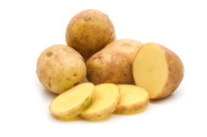Eigenschaften der Kartoffel