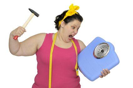 Gewicht  verlieren, ohne Energieverlust